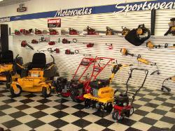 Power Equipment on the dealership floor 2 | Door County Motorsports